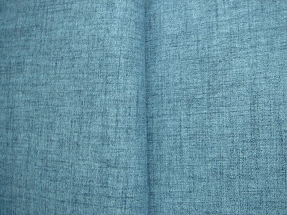 bavlnený úplet jeansový efekt