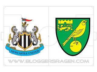 Prediksi Pertandingan Norwich City vs Newcastle United