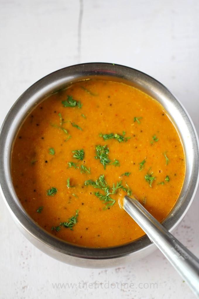 Onion Sambar Recipe | Vengaya Sambar | Arachuvitta Onion Sambar