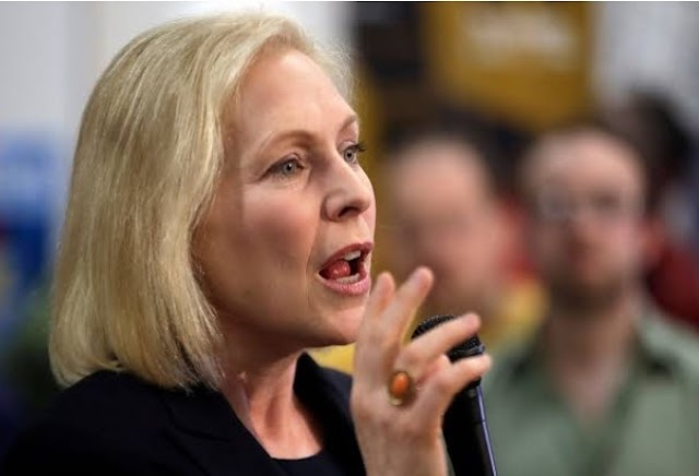 Gillibrand joins crowded field of Democrat