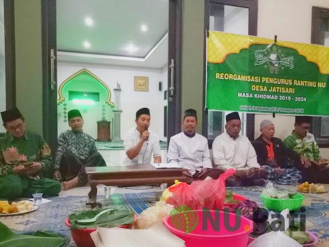 Musyawarah Ranting NU Jatisari Jakenan