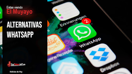 Alternativas de Whatsapp, Adios Whatsapp? Parte 2