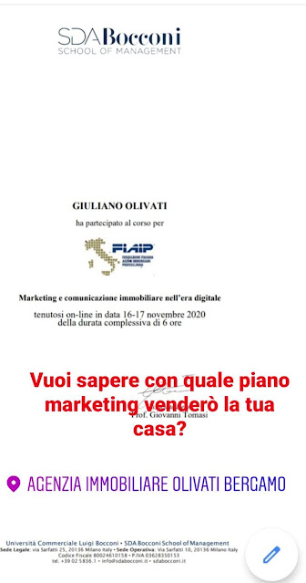 fiaip bocconi marketing immobiliare
