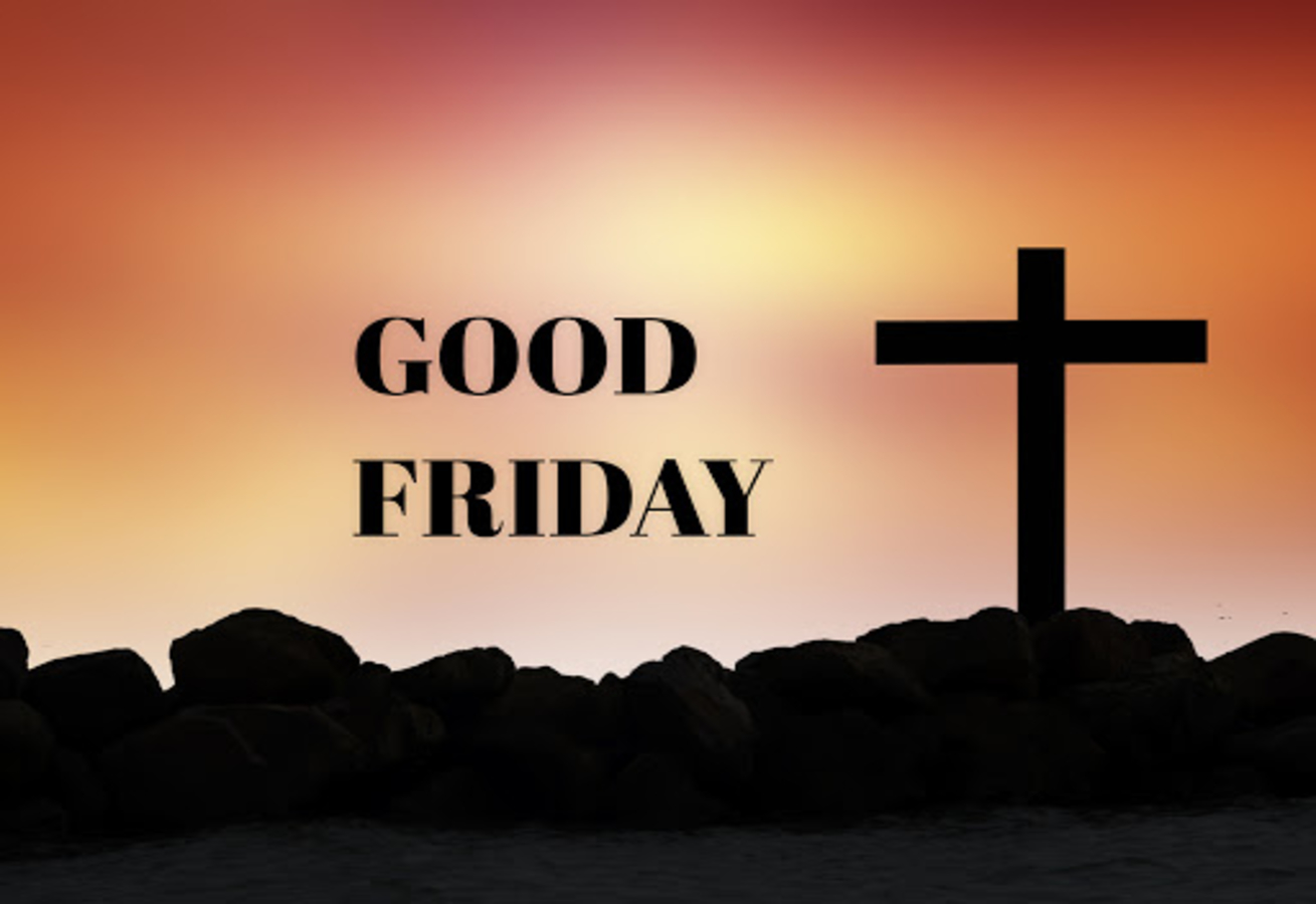 CELEBRATION & SIGNIFICANCE OF 'GOOD FRIDAY' IN CANADA
