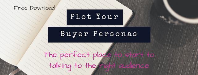 Plot Your Buyer Persona FREEBIE