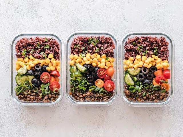 Zdrowy plan posiłków błędy