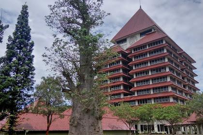 Daya Tampung Universitas Indonesia SNMPTN Tahun 2019