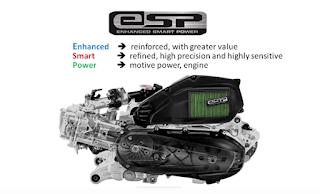 Penjelasan Teknology ESP pada Sepeda Motor Honda