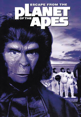 Escape From The Planet of The Apes |1971| |DVD| |R1| |NTSC| |Latino| |Remasterized|