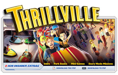 Thrillville PSP