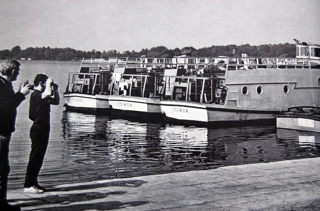 Jezioro Drwęckie, Ostróda