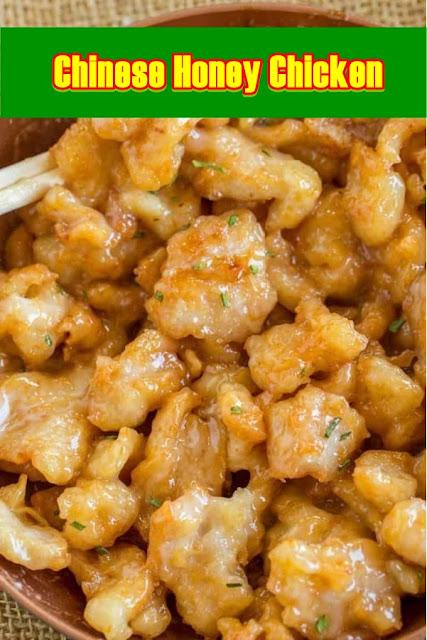 #Chinese #Honey #Chicken