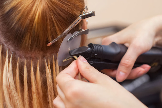 Hair extensions buy online