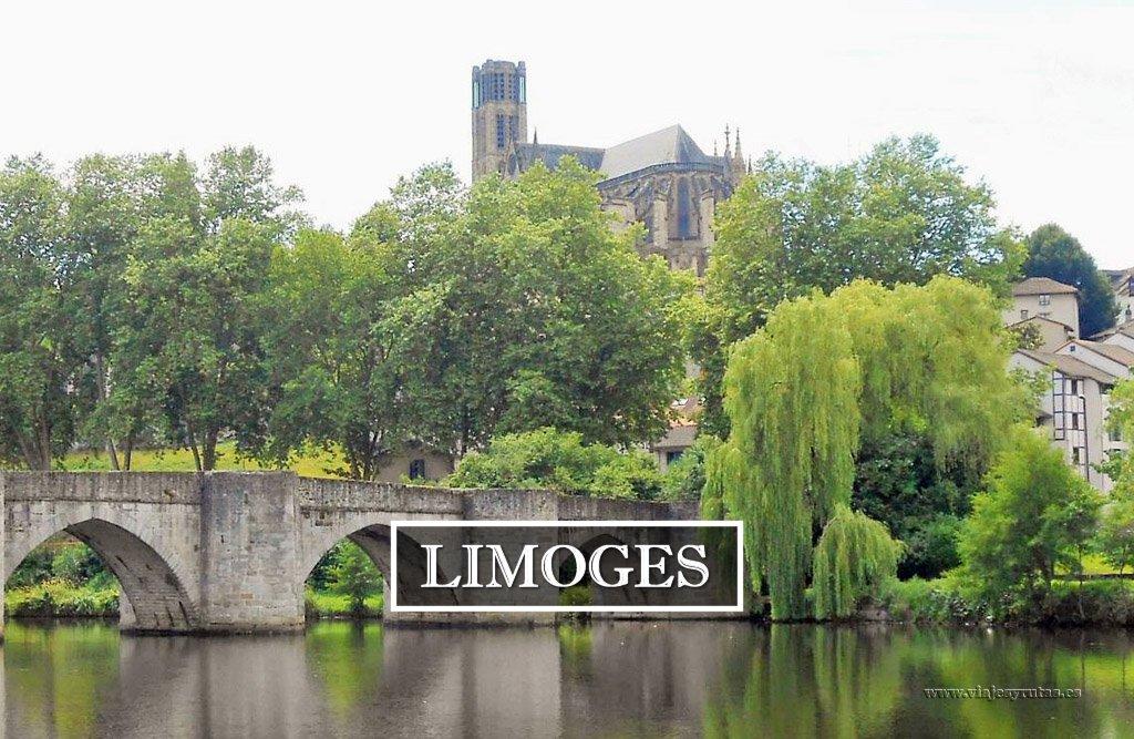 Qué ver en Limoges, la ciudad de la porcelana