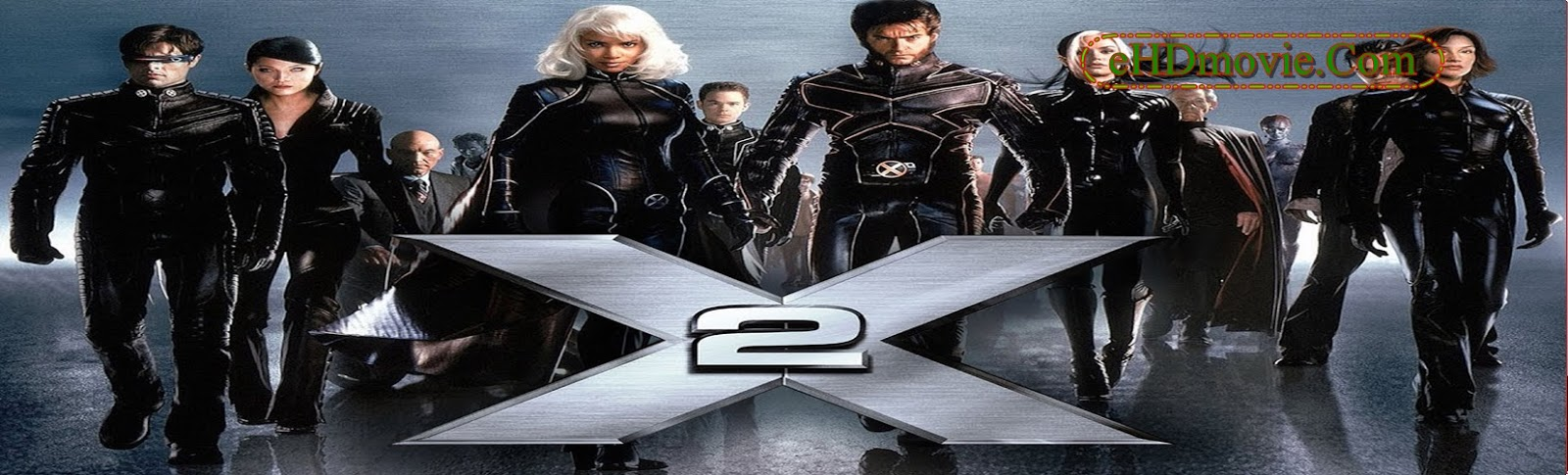 X-Men 2 United 2003 Full Movie Dual Audio [Hindi – English] 1080p - 720p - 480p ORG BRRip 400MB - 750MB - 2.7GB ESubs Free Download