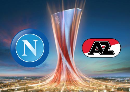 Napoli vs AZ -Highlights 22 October 2020