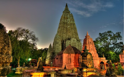 Mahabodhi - Temple - IMages