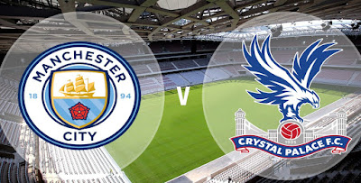 Live Streaming Manchester City vs Crystal Palace EPL 22.12.2018