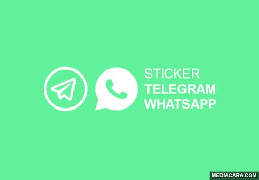 Cara memasukkan stiker Telegram ke Whatsapp