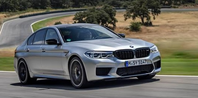 BMW launch new jenration M5