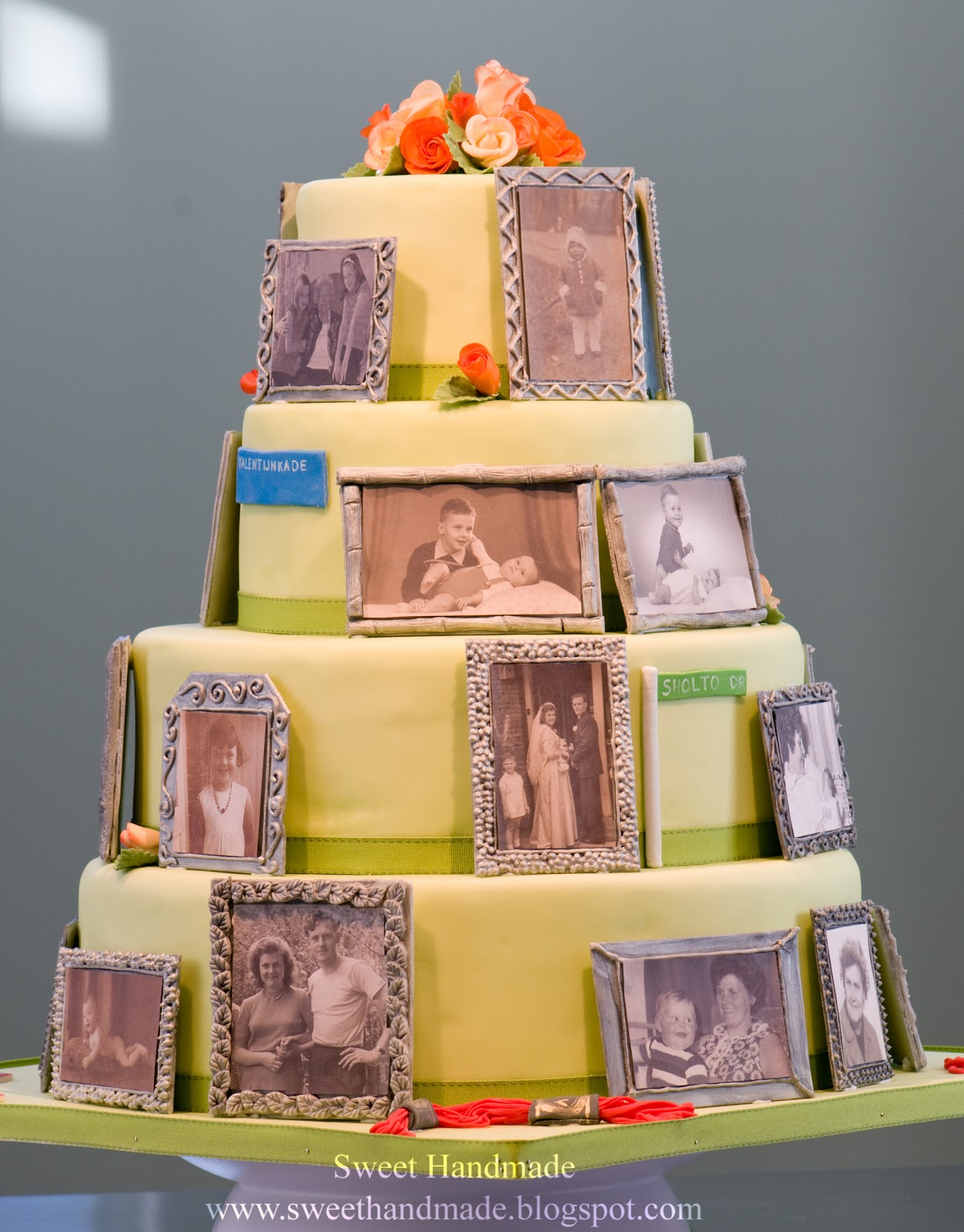 Cake Board Designs