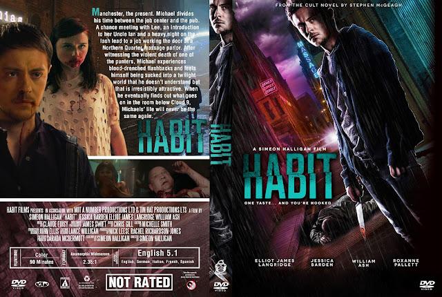 Habit DVD Cover