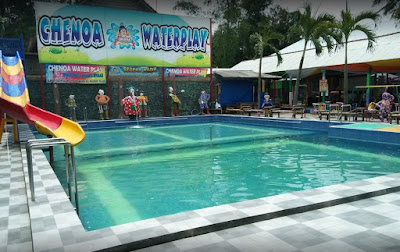 Harga Ticket Masuk Bisham Waterpark Chenoa Blitar