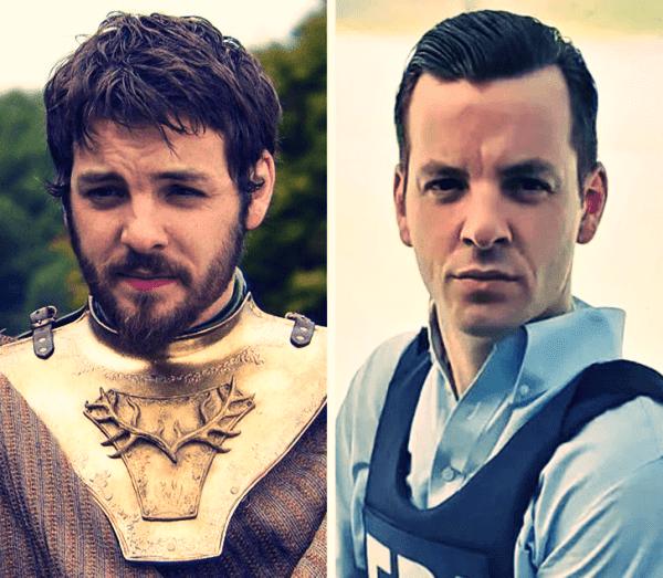 Renly Baratheon - Gethin Anthony Değişimi