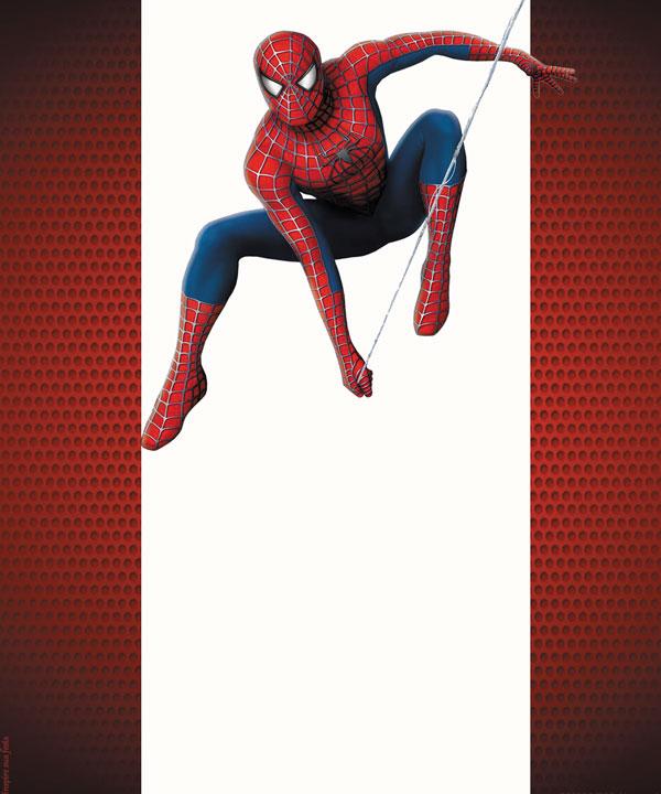 Spiderman: Free Printable Labels, Free Party Printables ...