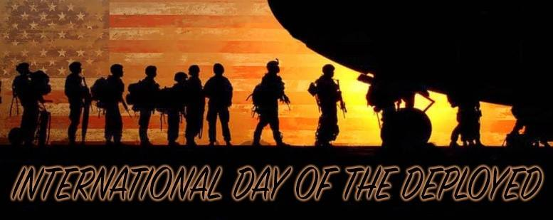 National Day of the Deployed Wishes Beautiful Image