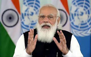 PM Modi chaired UNSC Debate