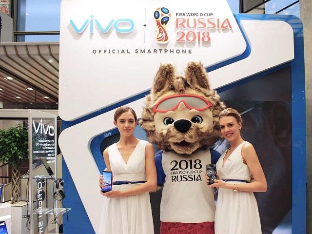 Vivo Special Edition Smartphone 2018 FIFA World Cup Russia 2018