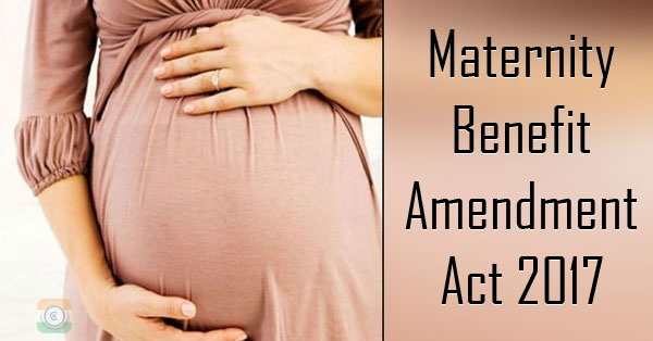 Maternity-Benefit-Amendment-Act-2017