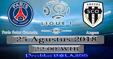 Prediksi Bola855 Paris Saint Germain vs Angers 25 Agustus 2018