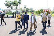 Wagub NTT Kunjungi Lembata, Pantau Pendistribusian Bantuan Logistik bagi Korban Bencana