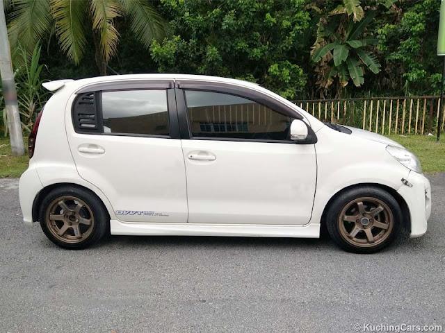 Perodua Myvi 1.3 SE