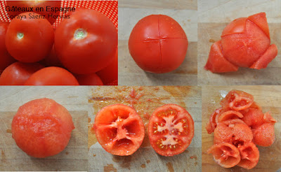 peler tomate facilement
