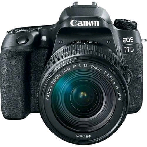 Canon EOS 77D sensor survey and our feelings