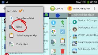 Cara Backup Game dan Aplikasi di Android Cara Backup Game dan Aplikasi di Android