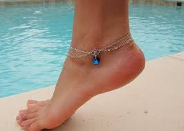 beaded anklets online shopping in Czech Republic