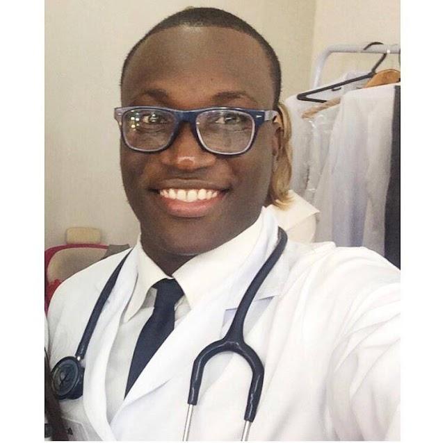 Fleury JOHNSON, le jeune médecin togolais vivant au Brésil