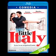 Nuestra pequeña Italia (2018) BRRip 720p Audio Dual Latino-Ingles