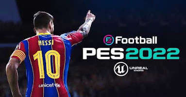 تحميل لعبة بيس Pes 2022 للاندرويد