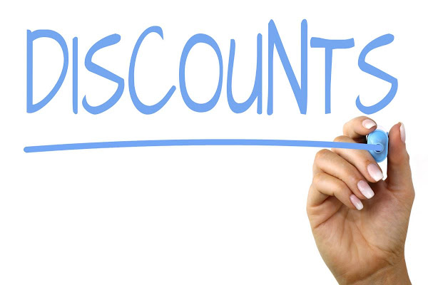 Image: Discount Code Savings - Up to 90 percent OFF!