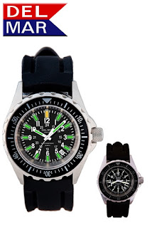 https://bellclocks.com/collections/del-mar-watches/products/del-mar-mens-200m-superglo-watch-black-12-24-dial-rubber-strap