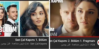 النجم التركي كرم بورسين : لا تخلطوا بين الفواكه والخضراوات