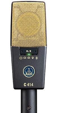 AKG C414 XLII Condenser mic