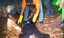 Warga Kanyuara Digegerkan Penemuan Mayat Dalam Kondisi Telentang