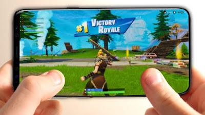 تحميل لعبة فورت نايت للموبايل اندرويد كامله اخر اصدار
