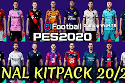 NEW Kitpack Season 2020/2021 FINAL - PES 2020